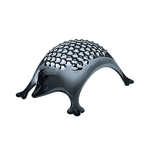 koziol KASIMIR Hedgehog transparent anthracite