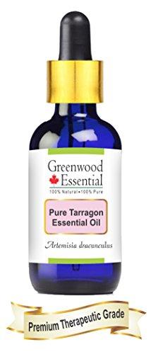 Greenwood Essential Pure Tarragon Essential Oil (Artemisia dracunculus) 100% Natural Therapeutic Grade Steam Distilled 1250ml (42.2 oz) ()