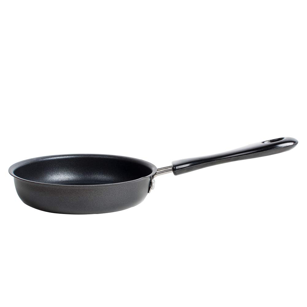 Genmine Nonstick Frying Pan Small Egg Pancake Round Mini Non Stick Fry Pan Dishwasher Safe Cookware 4.75-Inch by genmine (Image #6)