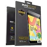 Magglass iPad 7th Generation Matte Screen Protector (10.2 2019/2020 Apple Latest Model) Anti Glare Tempered Glass (Anti-Scratch/Bubble Free) Screen Guard (Color: Clear)