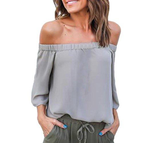 [S-XL] レディース Tシャツ ストラップレス シフォン シャツ 長袖 トップス おしゃれ ゆったり カジュアル 人気 高品質 快適 薄手 ホット製品 通勤 通学