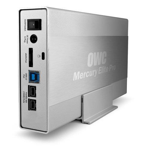 OWC Mercury Elite Pro Single Bay Multi-Interface Storage Enclosure Kit by OWC