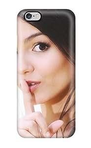 CaseyKBrown Iphone 6 Plus Hybrid Tpu Case Cover Silicon Bumper Victoria Justice