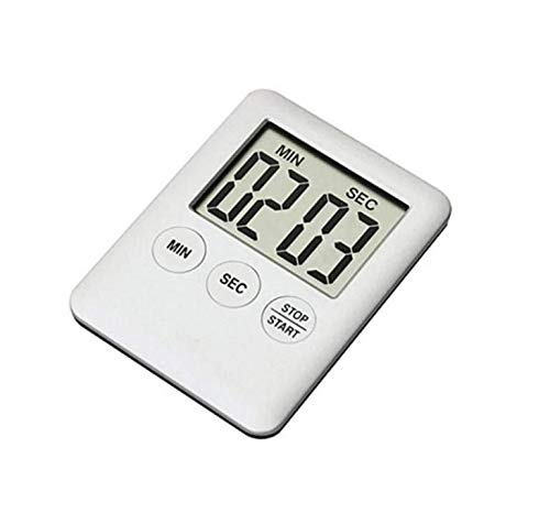 Thin LCD Digital Screen Kitchen Timer Cooking Countdown