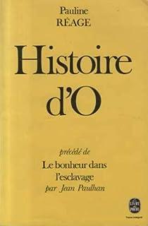 Histoire d'O par Aury