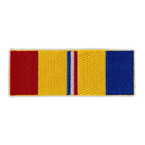 Patch (Sew On) - Combat Veteran Service Ribbon Bar - 3.5