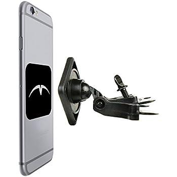 Mountek nGroove Snap 3 Magnetic CD Slot Car Mount for Smartphones and Phablets