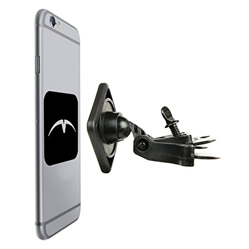 Mountek nGroove Snap 3 Magnetic CD Slot Car Mount for Smartphones and Phablets
