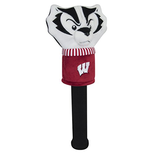 Team Effort Wisconsin Badgers Mascot Headcover - Sock