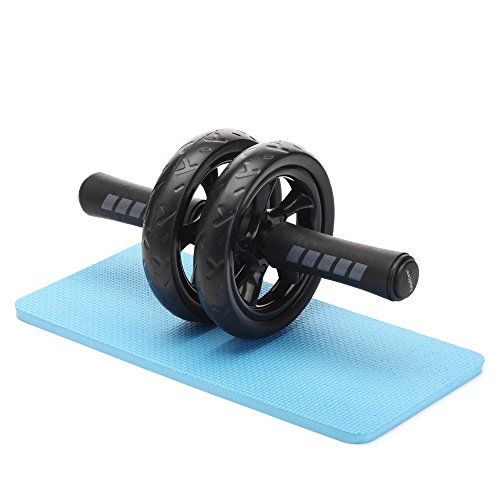 Readaeer-Ab-Roller-Wheel-Abdominal-Exercise-Workout-Equipment-with-Knee-Pad
