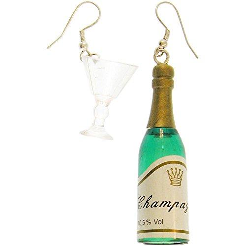 Bottle Earrings - 3