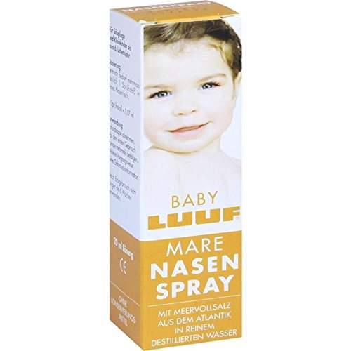 Baby Luuf Mare Nasenspray, 20 ml