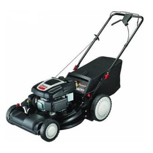 yardman self propelled lawn mower 173cc manual