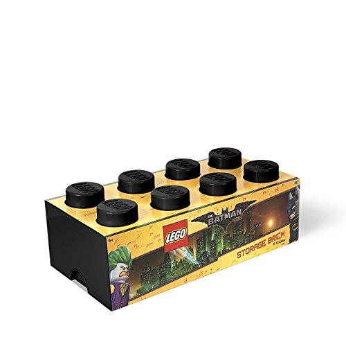 LEGO Batman Storage Brick Black