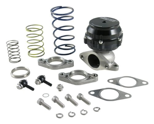 Precision Turbo PTE PW39 39MM External Wastegate 38mm INCLUDES ALL SPRINGS AND INLET//OUTLET SS FLANGES PBO085-2000