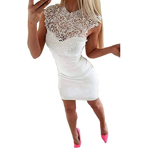 77e2418d96142f Bianco2 Coctel Lingerie Estero Da Club Donna Benda Abbigliamento Abito  Vestito Sexy Discoteca gonne Donne Abiti abito Vestiti Sera Commercio Pizzo  Lunghe ...