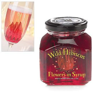 Wild Hibiscus Flowers In Syrup Amazoncouk Grocery