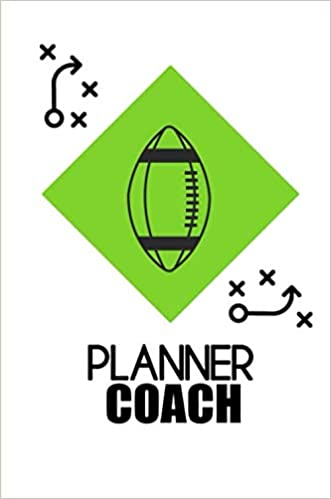 Planner Coach: Journal Agenda with Calendar 2019 2020 ...