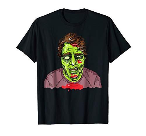Shane Dawson Halloween Zombie Portrait T-Shirt