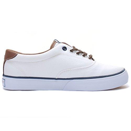 US POLO - Fashion / Mode - Ox Folk1 White Wn - Blanc