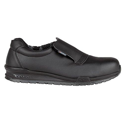 Cofra 78700–001.w46Publio S2SRC–zapatos de seguridad talla 46NEGRO