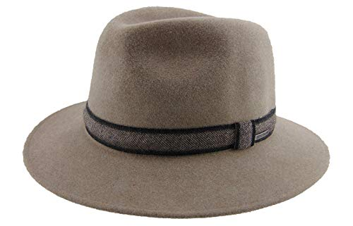 Stetson Beige De Sombrero Vestir Hombre Para 70 r4rnp