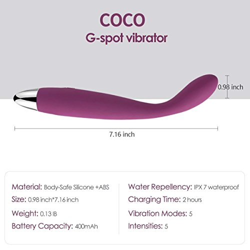 SVAKOM Vibrators Adult Toys  for Women - Sex toys Rechargeable Electric  Massager by SVAKOM (Image #2)