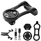 Together-life Out Front Combo Bicycle Computer Mount Adjustable Bike Stem Extension Holder Handlebar Mount for GPS Cycling | Gopro Sports Camera | Garmin Edge