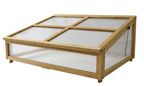 VegTrug VTCFN 0560 USA 1m Cold Frame Natural