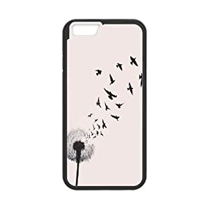 New Print DIY Phone Case for Iphone 6 - Be Free Personalized Cover Case JZQ-897710