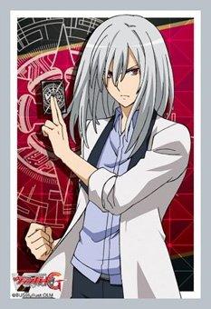 Vanguard G Koji Ibuki Trading Character Sleeve Card Game Anime Vol 302 by Bushiroad