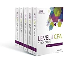 Wiley Study Guide for 2018 Level II CFA Exam: Complete Set (CFA Curriculum 2018)