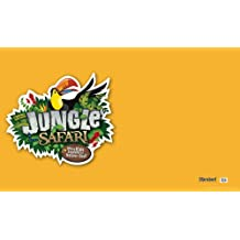 Outdoor Banner (Vacation Bible School (VBS) 2014: Jungle Safari—Where Kids Explore the Nature of)