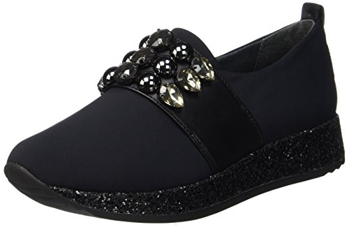 Gabor Dames Mode Derby Zwarte (zwarte 27)