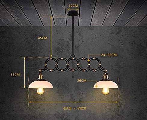 ZHYZN Tijeras Las lámparas y linternas Colgantes Originales y ...
