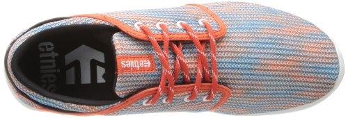 Etnies SCOUT 4101000419/488, Sneaker Uomo Blu (Blau (Blue/Orange/White 439))