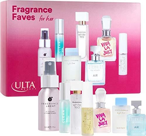 Ulta Beauty Fragrance Faves For Her 7 Piece Coffret Set