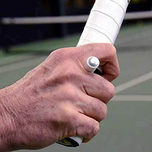 Oncourt Offcourt Tennis Grip Trainer Swing Tool - (3-Pack) - Start Rite Swinging Training Aid Equipment