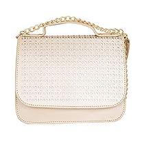 ADISA SL5004 gold women girls party sling bag