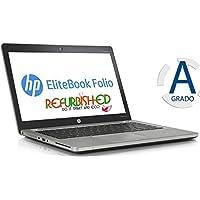 ULTRABOOK FOLIO 9470M/14 HD/CPU I5-3427U/RAM 4GB/SSD@256GB/VGA-DPORT/WEBCAM/USB3.0/WINDOWS 7 PROFESSIONAL/TASTIERA QWERTY RETROILLUMINATA/ BLACKTOP EDITION (Ricondizionato Certificato)