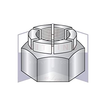 flex type lock nuts light hex full height steel cadmium plated