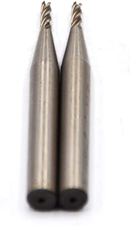 "END MILL /""NEW/"" TiALN BEST CARBIDE 1//4/"" 4 FLUTE UNIVERSAL APPLICATION  COATED"