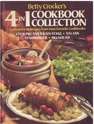 Crockers Cookbook Collection American Hamburger