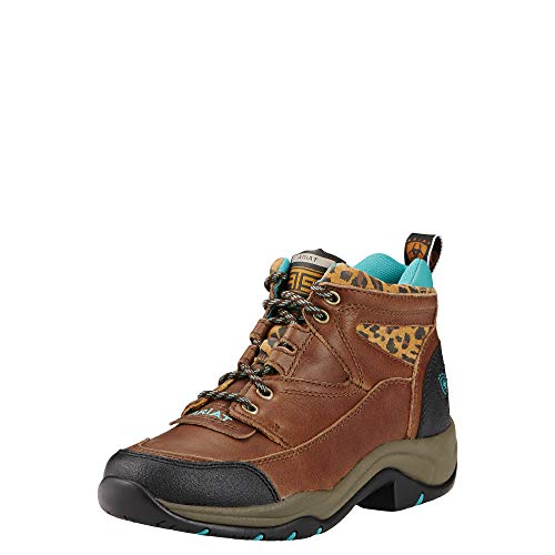 Ariat Women's Terrain Hiking Boot, Tundra, 8 B US