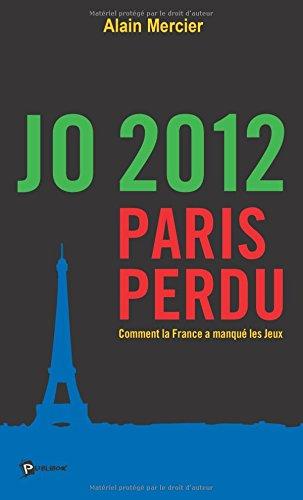 Download JO 2012, Paris perdu (French Edition) pdf