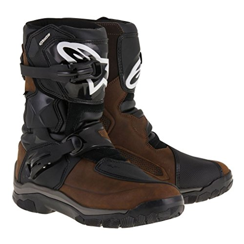 Alpinestars Mens Belize Drystar Oiled Leather Boot (Brown