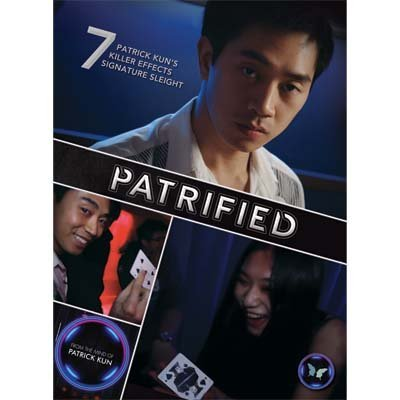 Patrified (DVD and Gimmick) by Patrick Kun and SansMinds - DVD by SM Productionz