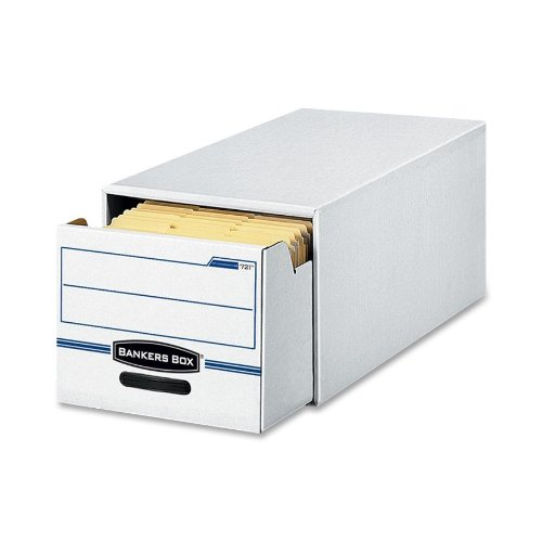 Bankers Box(R) Stor/Drawer(R) File, Letter Size, 10 1/4in.H x 12 1/4in.W -  FEL00721