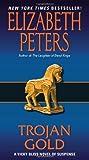 Trojan Gold, Elizabeth Peters, 0061656100