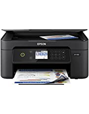 """Epson Expression Home XP-41 05 Series Small Wireless Color Inkjet All-in-One Printer - Print Copy Scan - Mobile Printing - Auto Duplex Printing - 2.4"""" Display – Up to 10 PPM"""